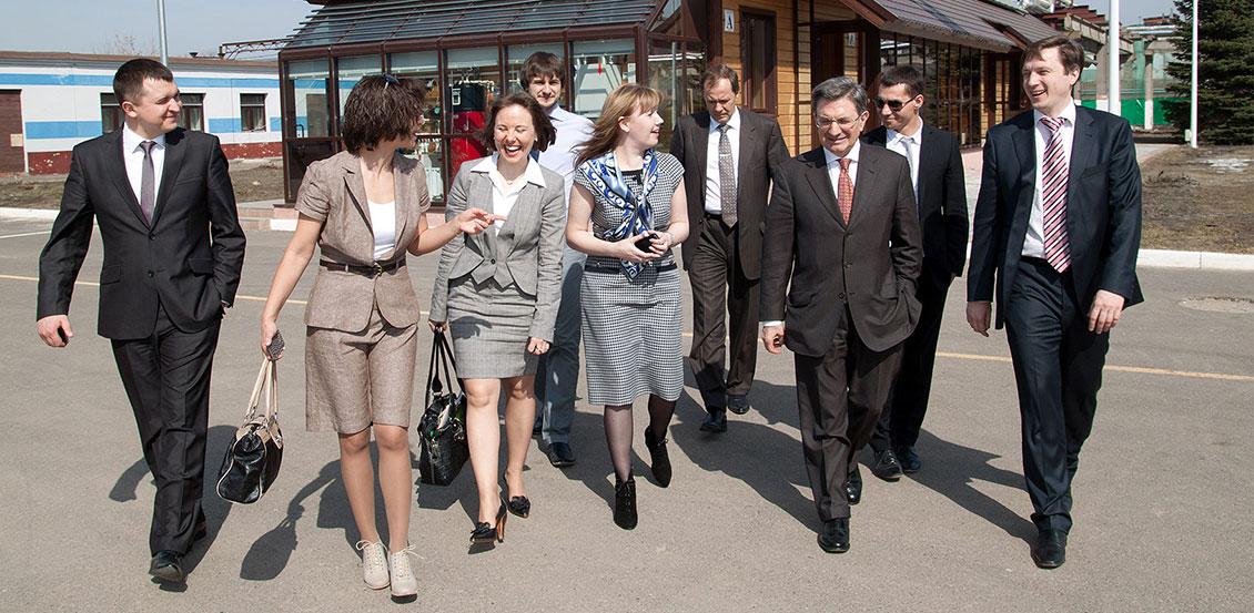 10-летие Банка Интеза в Татарстане